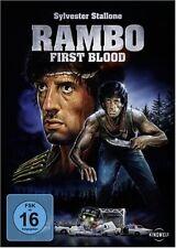 RAMBO, First Blood (Sylvester Stallone, Brian Dennehy) NEU+OVP