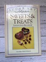 Vintage Sugar Art Ideas Sweets and Treats Cookbook 1992 Candy Making