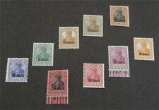 nystamps France Stamp # N15//N24 Mint OG H $37