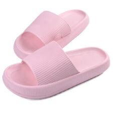Pillow Slides Sandals for Men Women Soft House Pool Bathroom Slip On Slippers