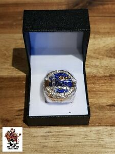 STEPH CURRY CHAMPIONSHIP RING NBA GOLDEN STATE WARRIORS