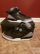 1dd4440a22b0 Nike Air Jordan Spizike OG Black Cement Grey White Red 315371-034 Size 11.5