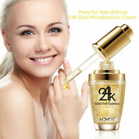 Premium 24k Gold Collagen, Hyaluronic Acid & Vitamins Cream Powerful Anti-Aging