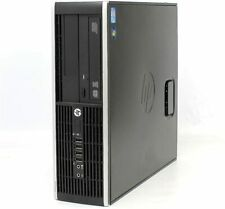 Hp Compaq Elite 8200 Sff Desktop Intel Core i7-2600 3.4Ghz 16Gb 2Tb Hdd Dvd-Rw