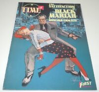 Time 2 Satisfaction of Black Mariah Comic TPB First Graphic Novel Howard Chaykin