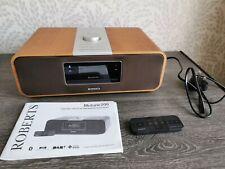 ROBERTS Blutune 200 DAB/FM/CD Bluetooth Radio Sound System Cherry Wood