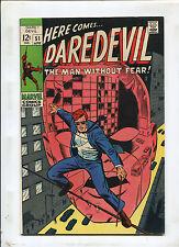 Daredevil #51 (7.5) Run Murdock Run! 1969