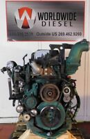 2008 Volvo D13 Diesel Engine Take Out, 435 HP, Good For Rebuild Only.