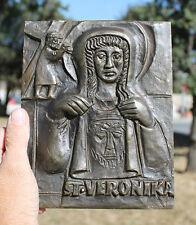 New listing St Veronica, New Testament, Veil of Christ, 200x165mm, Weinert