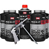 SEM 46650 BLACK ROCK-IT SPRAY-ON TRUCK BED LINER KIT COATING WITH GUN(SEM-46650)