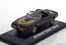 1:43 Greenlight Pontiac Firebird Trans Am Kill Bill I & II 1979 black