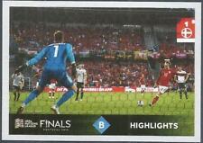 PANINI ROAD TO UEFA EURO 2020-#459-HIGHLIGHTS-GROUP B-DENMARK V WALES-C ERIKSEN