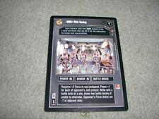 Star Wars CCG - Theed Palace - OWO-1 With Backup - NM / SWCCG