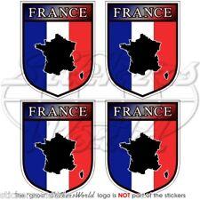 FRANKREICH französisch Schild Francia VINILO STICKER AUFKLEBER 50mm x4
