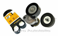 V-RIBBED BELTS SET TENSIONER MERCEDES W203 W204 S203 S204 CL203 A209