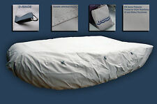 """INFLATABLE BOAT COVER DINGHY TENDER up to 10 ft  width up to 70""""  C300"""