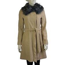 Unbranded Women's Knee Length Casual Popper Coats & Jackets