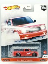 Hot Wheels GMC Syclone 1991 Power Trip FPY86-956T Diecast Car 1/64