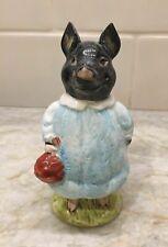 Beautiful Beswick England Beatrix Potter PIG-WIG Figurine. Bp3b Backstamp RARE