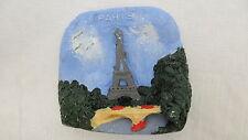 Paris Eiffel Tower Fridge Ceramic Magnet