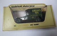 Voiture miniature / Talbot 1927 Lipton (matchbox Y-5 1978 models of yesterday)