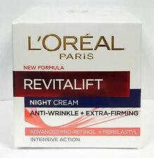 L'OREAL REVITALIFT NIGHT CREAM  - 50ML