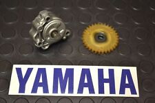 Yamaha Raptor 660 and 700 Oil Pump With Gear Nice! Fits 01-14 660R 700R YFM