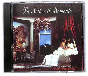EBOND Ennio Morricone – La Notte E Il Momento  CD CD032502