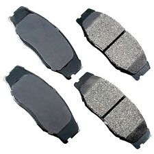 FRONT BRAKE PADS FOR TOYOTA T100 1996-98 Premium Front Pads