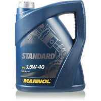 Original MANNOL 1x5 Liter Standard 15W-40 API SL/CF Öl Motoröl MN7403-5