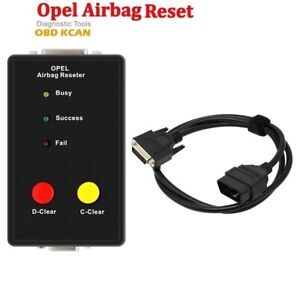 For Opel Airbag Resetting OBDII Diagnostic Tool Airbag Reset Tool Connector