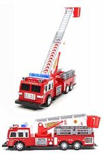 XL Spielzeug Feuerwehrauto US-Feuerwehr 32 cm drehbare Leiter Abbildung ähnlich