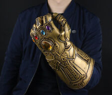 2018 Avengers Prop Thanos Infinity Gauntlet Glove Cosplay Infinity War The