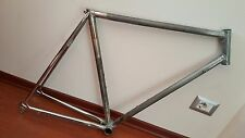 Vintage OLMO Proffesionisti columbus road bike bicycle frame 56cm