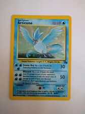 Rare Holographic Pokemon card Articuno wizards 1999 2/62