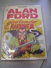 , ALAN FORD ORIGINALE # 70, GIROTONDO CON RAPINER, aprile 1975, Corno, OTTIMO!