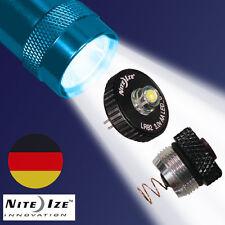 NiteIze Combo 2 LED Upgrade für Maglite AA Taschenlampen extrem hell neu