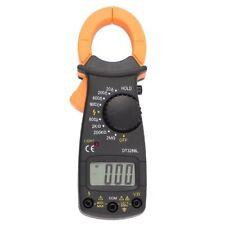 DT3266L 1999 cuenta 600V CA y CC voltaje pinza amperimetrica Digital F4I2