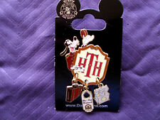 Disney * Tower of Terror - BELLHOP GOOFY - Multi Dangle * New on Card Pin