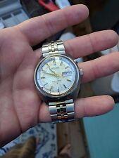 Seiko Bellmatic 4006-6010 Vintage Watch Alarm Works! Running!