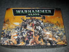 Warhammer 40k: Third Edition (3rd) Core boxed set