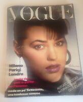 VOGUE MAGAZINE 1985 N.425 - REVISTA VOGUE ITALIA AÑO 1985 MILANO PARIGI LONDRA