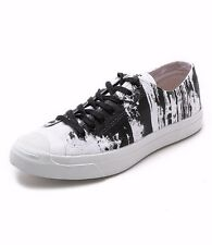 NIB $80 Converse Jack Purcell Jack Ox Painted Graphic White/B 147581C US Mens 13