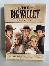 The Big Valley - Season 1 DVD Set