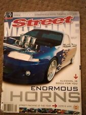 Street Machine Magazine - September  2002 - can combine postage