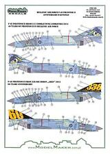 Model Maker Decals 1/48 F-4E PHANTOM II 40 Years in Greek Air Force Service