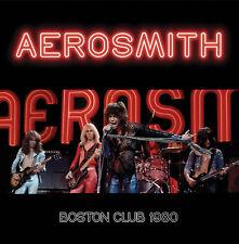 AEROSMITH New Sealed 2018 UNRELEASED 1980 BOSTON LIVE CONCERT 2 VINYL RECORD SET
