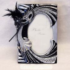 Cadre photo masque venitien theme venise gondole decoration cadeau