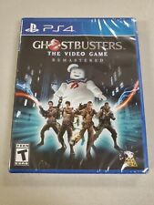 Ghostbusters Remastered (Sony PlayStation 4, 2019) PS4 New And Factory Sealed