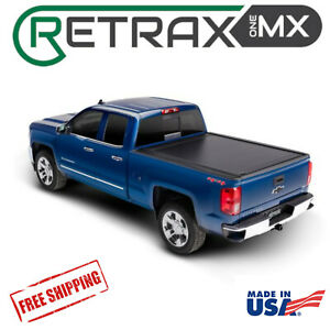 Retrax RetraxOne MX Retractable Bed Cover Fits 2019 GMC Sierra 1500 5.8' Bed